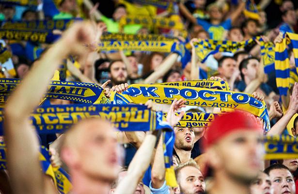 «Ростов»: клуб неимеет титульного спонсора веврокубках поправилам УЕФА