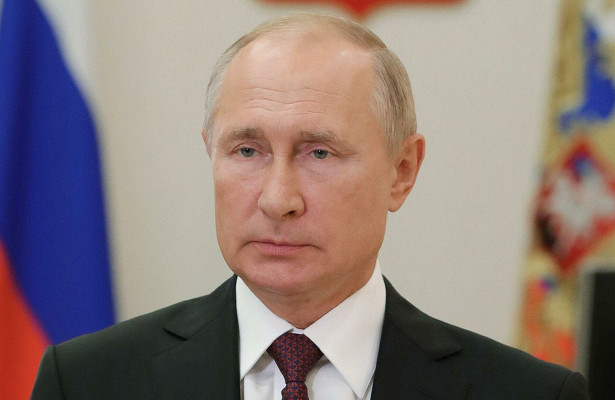 Путин поздравил коллектив Института ядерных исследований РАНсюбилеем
