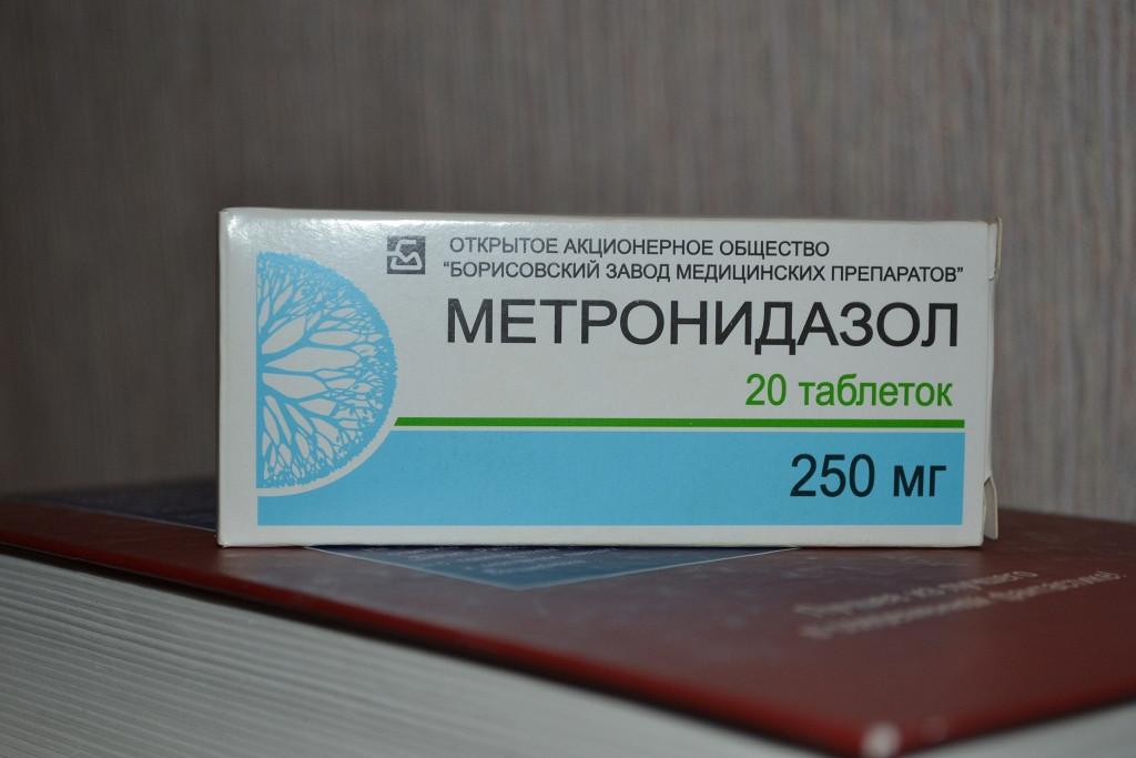 Метронидазол при алкоголизме инструкция по применению таблетки