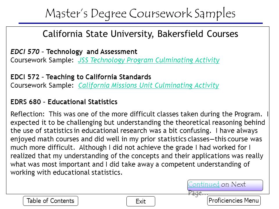 Write my statistics coursework sample
