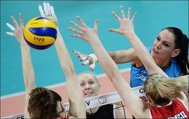 Матчи женской волейбольной команды «Динамо» пройдут беззрителей