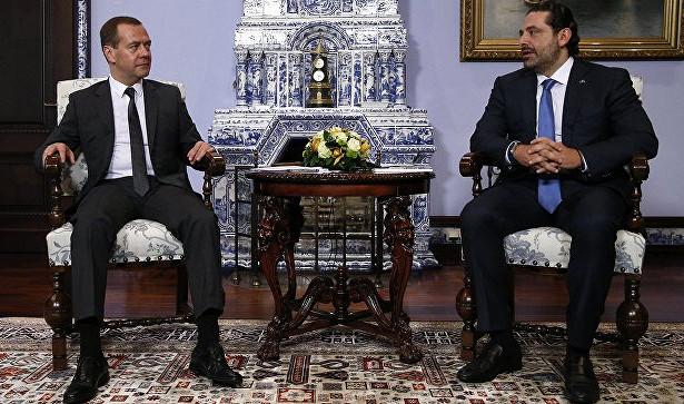 Ливан ждет компании изРФнасвоем шельфе