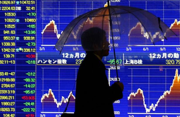 Азиатские биржи торгуются безединой динамики