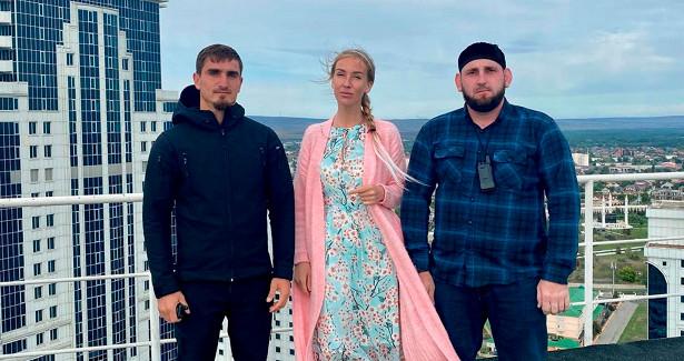 Экс-репортер «России-24» заявила опревосходстве чеченских мужчин надрусскими