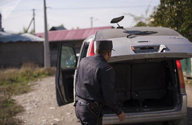 Почему милиция хочет «тормозить» всех подряд— Ибрагимов окыргызстанской ПМ