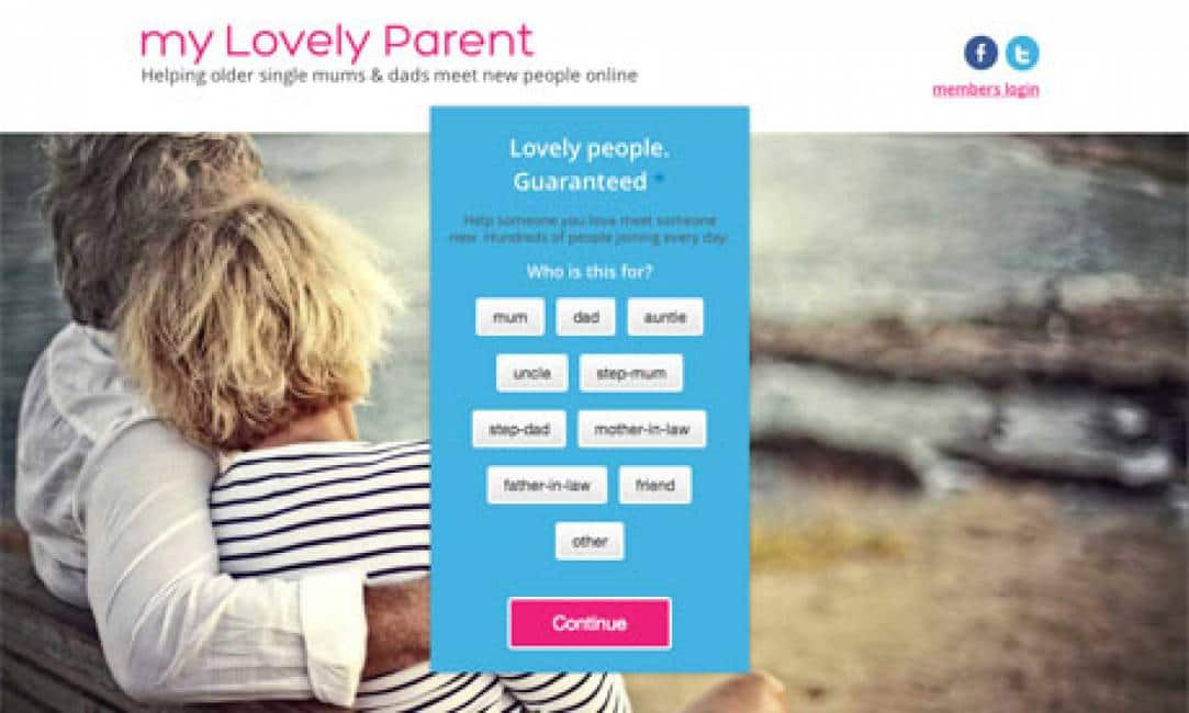 Single parent dating profile