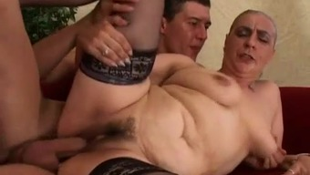 Sons big dick in mother