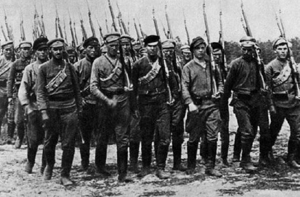 Каких территорий лишилась Россия после Гражданской войны
