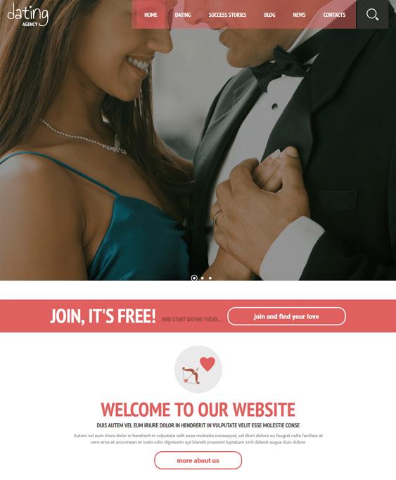 Online dating website business plan
