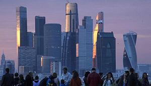Россия впервые перенесла рецессию лучше остального мира