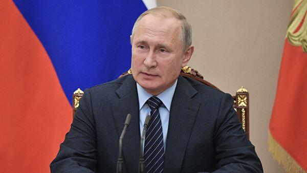 Путин: создание нового отдела приСКРможет таить всебе опасность
