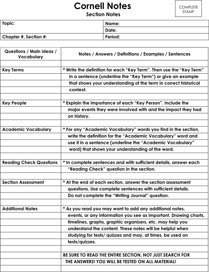 Academic paper word template