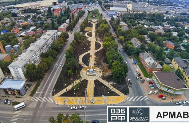 Города первого потока программы развития ВЭБ.РФзаймутся «оживлением» депрессивных территорий