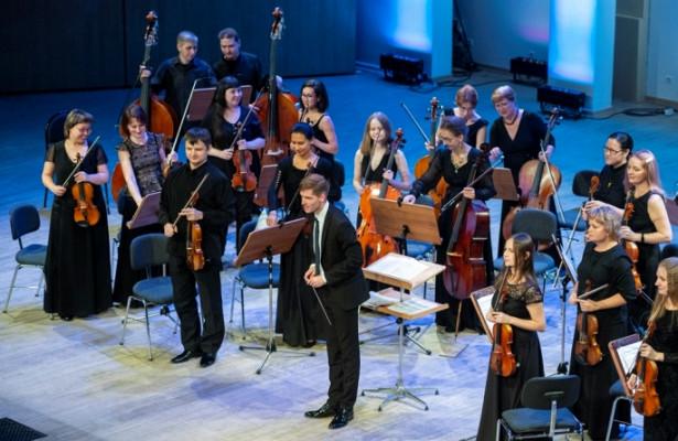 Омский камерный оркестр сыграет «Музыку северного сияния»