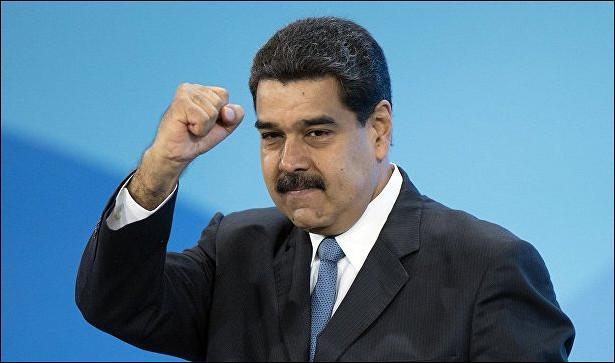 Шах, шах— иМадуро. Президент Венесуэлы начинает ивыигрывает