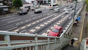 Япония откажется отмашин набензине