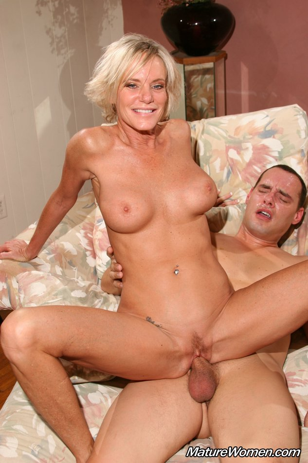 Milf sex at work