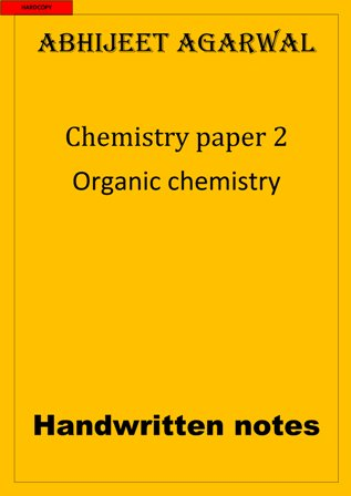 Organic chemistry thesis pdf
