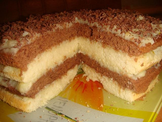 Вкусные и быстрые торты в домашних условиях рецепты с фото пошагово