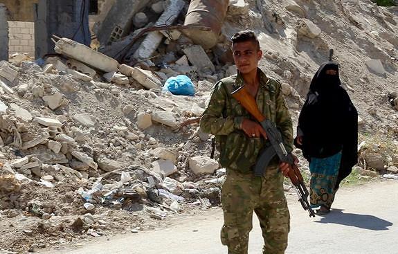 ВТурции стартовала регистрация семей сирийских джихадистов, намеренных поселиться вКарабахе