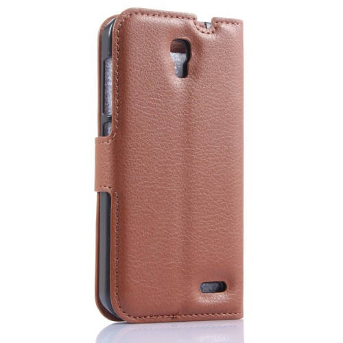 Funda libro alcatel one touch xpop