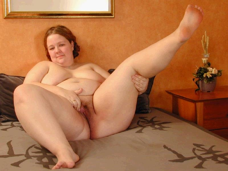 Porno of fat women naked — photo 13