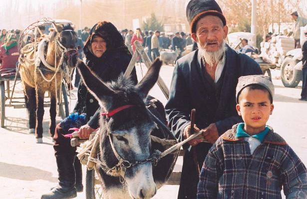 Huawei разработала технологию повычислению уйгуров наизображениях скамер