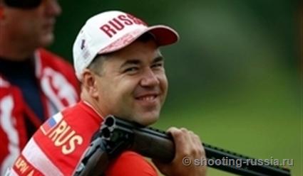 Победитель ОИ-2004 Алипов стал чемпионом России в«трапе»