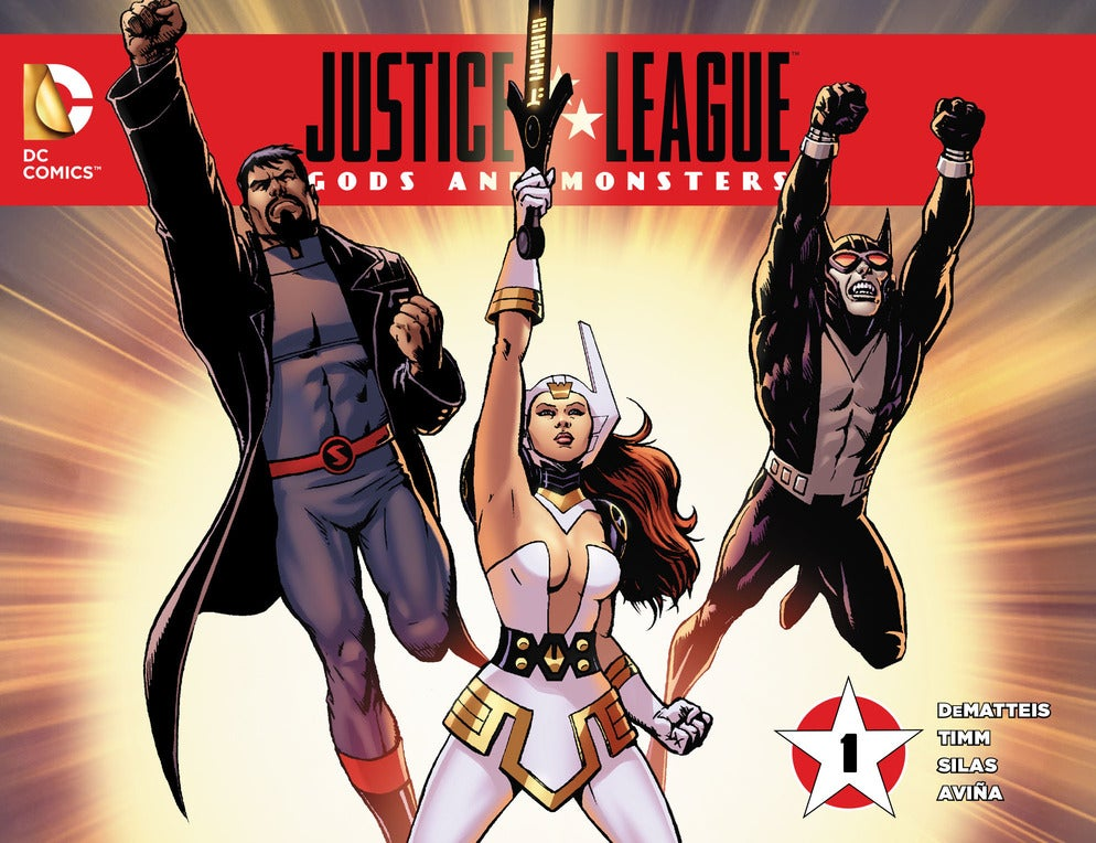 Justice League: Gods and Monsters Chronicles ONLINE