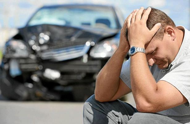 Классика: поймали банду автоподставщиков