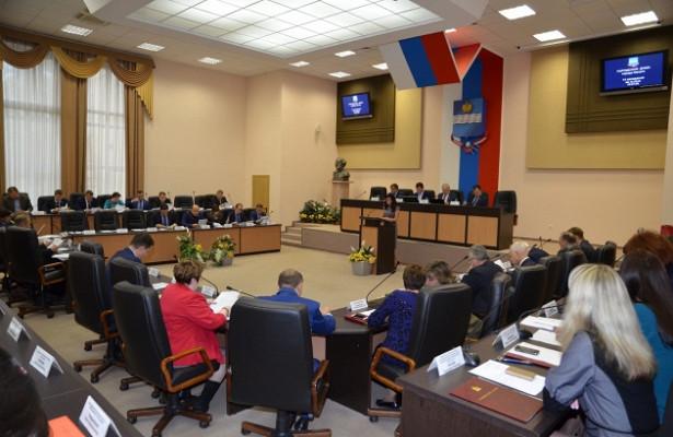 Калужские депутаты внесли поправки вгородской бюджет