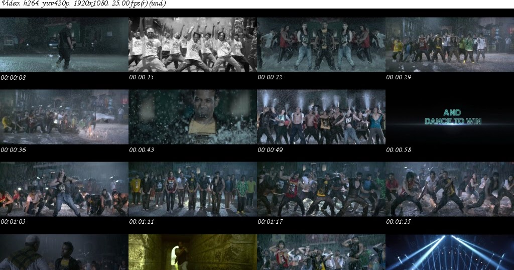 Any Body Can Dance -Bezubaan (ABCD) Full Video Song