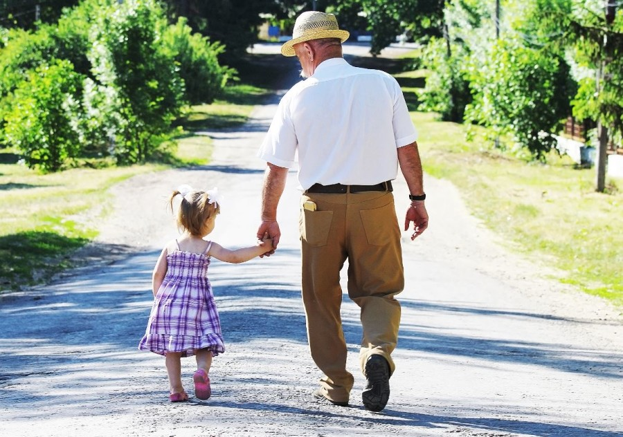ending time with grandparents essay id:iph4xpn
