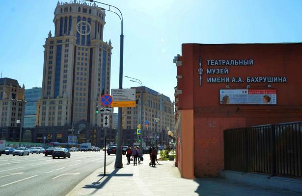 Сотрудники музея имени Бахрушина подготовят развлекательную программу коДнюгорода