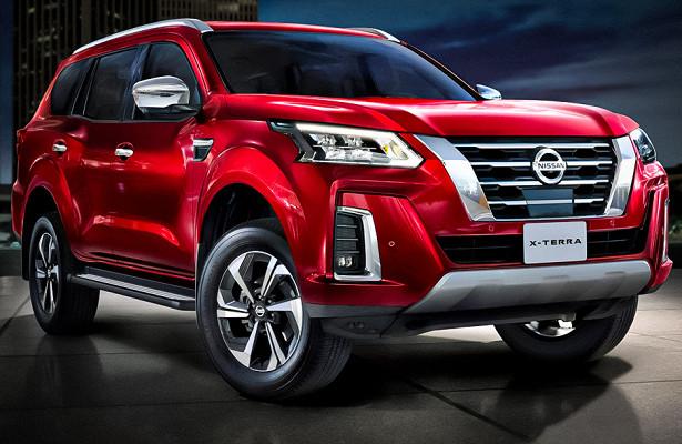 Nissan показал новый рамный внедорожник X-Terra