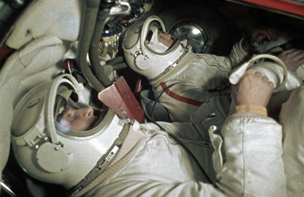 Длячего советские космонавты брали вкосмос пистолеты