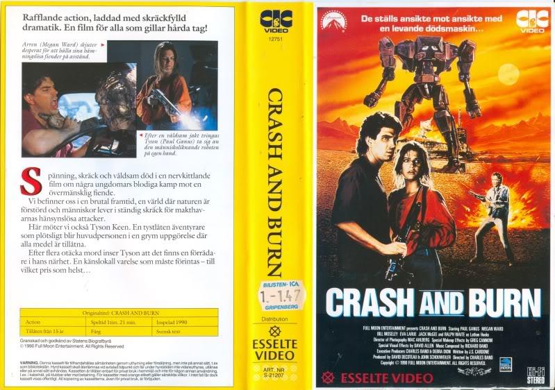 Watch The Killer Robots! Crash and Burn (2016) Movie