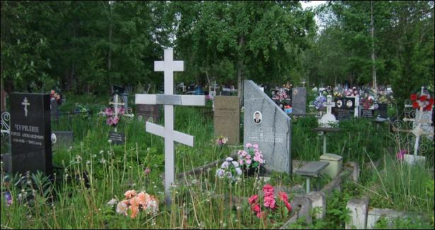 «Этоуженецифры— этолюди»: Директор кладбища призвал квакцинации нафоне могил