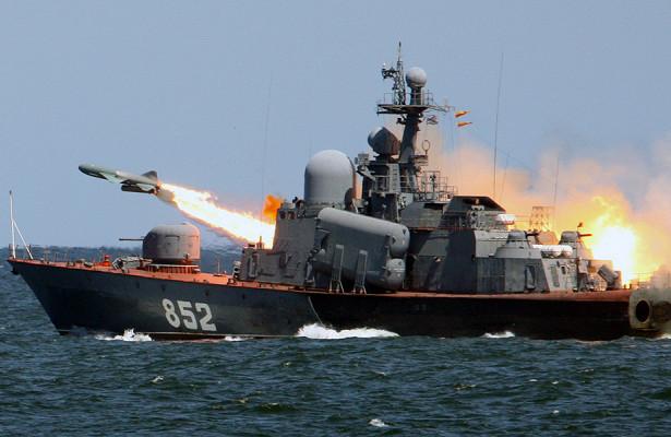 Ответ США: корвет РФпоразил цель взаливе Петра Великого