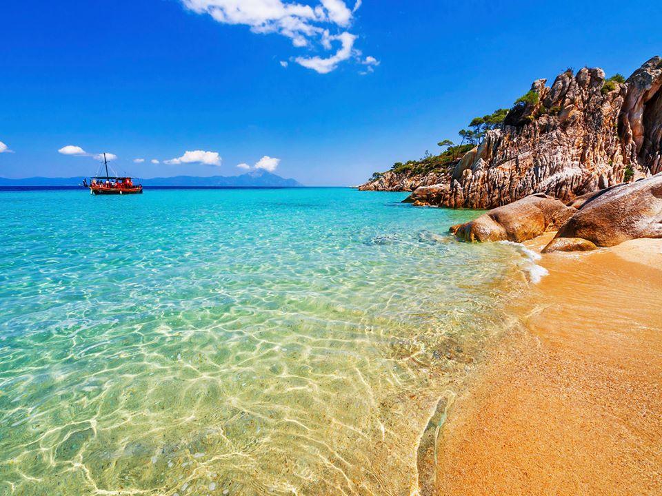 Апартаменты в остров Сарти на берегу моря недорого