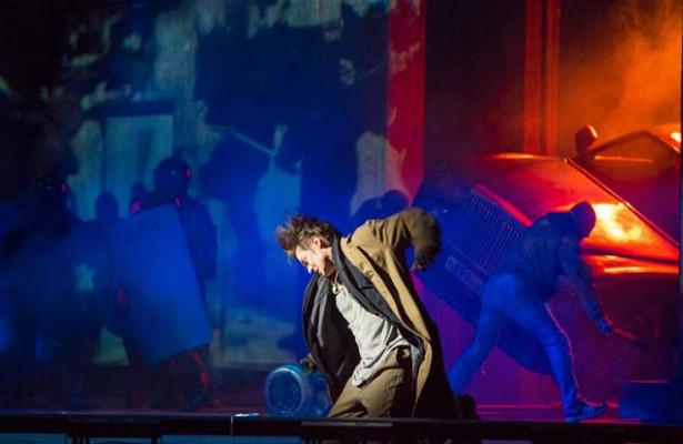ВТеатре мюзикла стартует первый блок «Преступления инаказания»