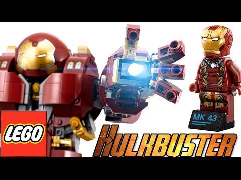 Marvel Super Heroes - Avengers: Infinity War - Brickset