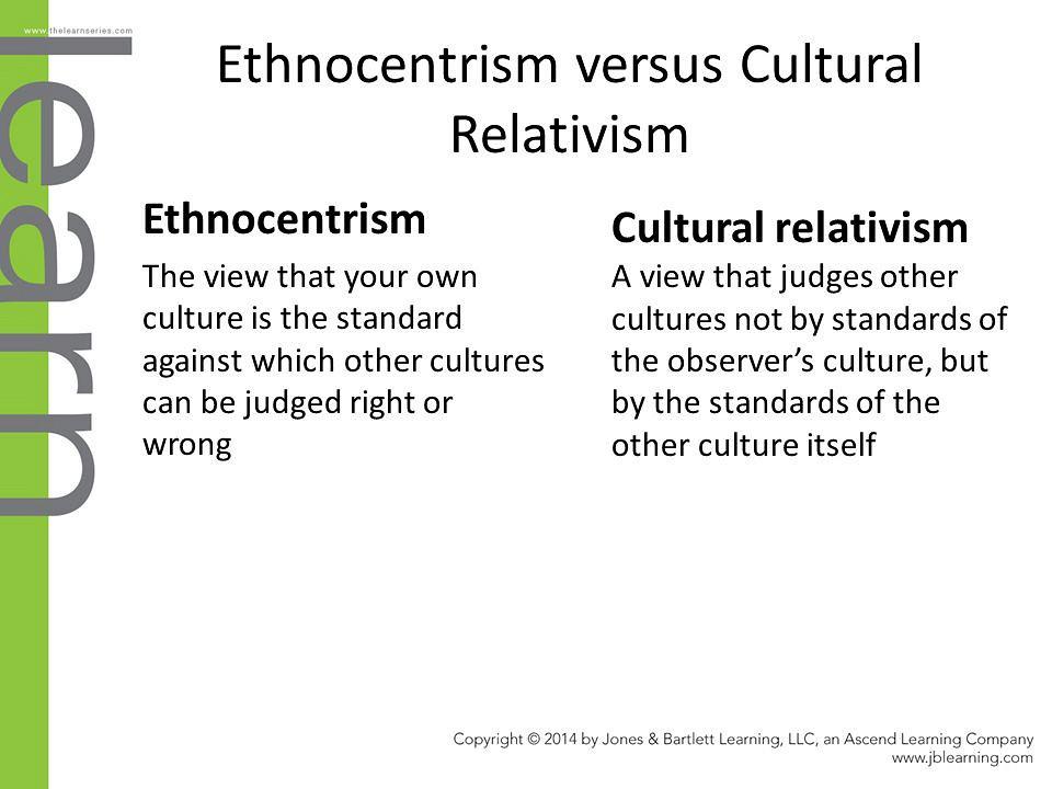 Free Essays on Ethnocentric - Brainiacom