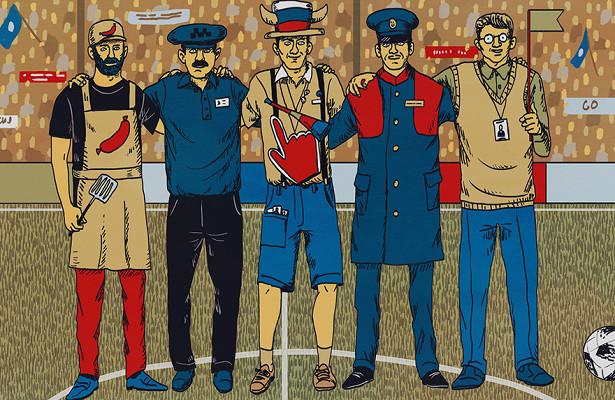 Оле-оле-оле: какбизнес справляется сболельщиками вцентре Москвы (припомощи алкоголя, полиции, сучастием Роспотребнадзора)