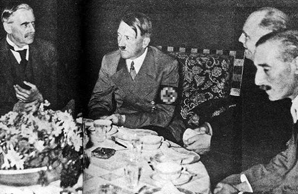 Женщины, машины ивиллы Адольфа Гитлера