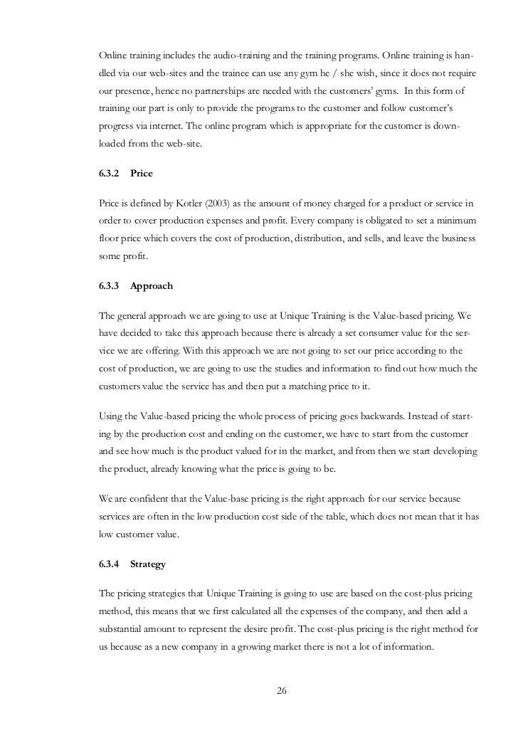 Personal Business Plans Insssrenterprisesco - Creating business plan template