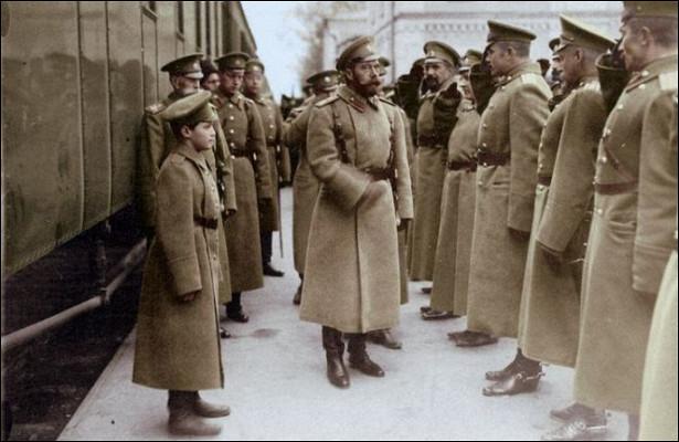 Николай II: сколько внемтекло русской крови