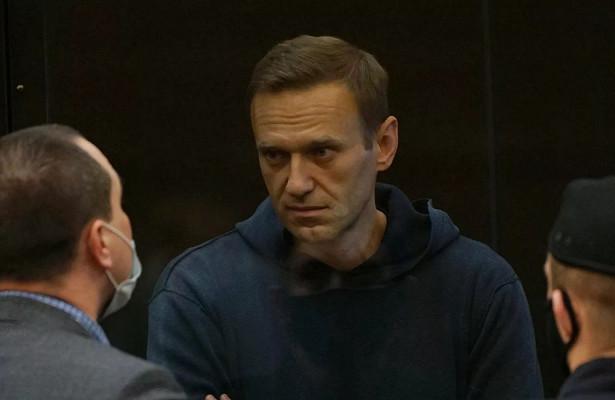 ФСИН просит оштрафовать Навального на500тысяч рублей