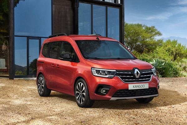 Renault Kangoo сменил поколение впервые за 13 лет