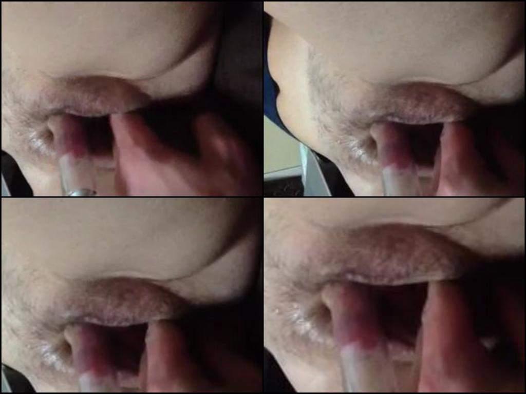 Pierced couple sex video